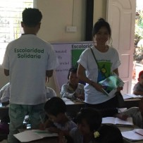 Donación ultima escuela del Proyecto-Curso 2016/17