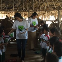 Memoria económica de Escolaridad Solidaria ONG, año 2.016