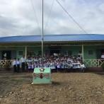 (Español) Inauguración oficial nueva escuela en Chunsu Pwint Phyu, 23-06-2017