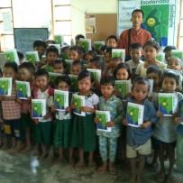 Desarrollo 3º Proyecto Donación Material Escolar 2012-13
