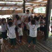 (Español) Detalles de la construcción de la nueva escuela