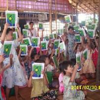 Colaboración española en Birmania. Por Ana Morales