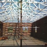 (Español) Construcción  de nuestra segunda escuela en Birmania